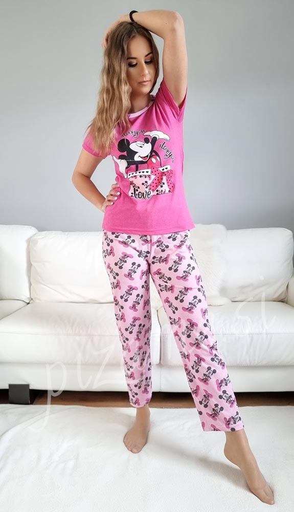 Pizama Mickey pink 3