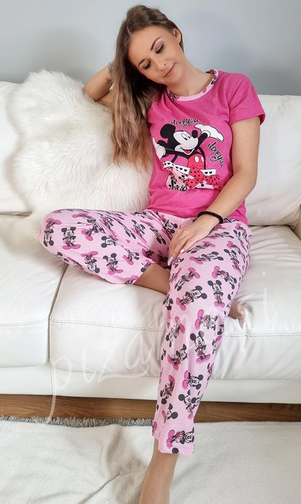 Pizama Mickey pink 4
