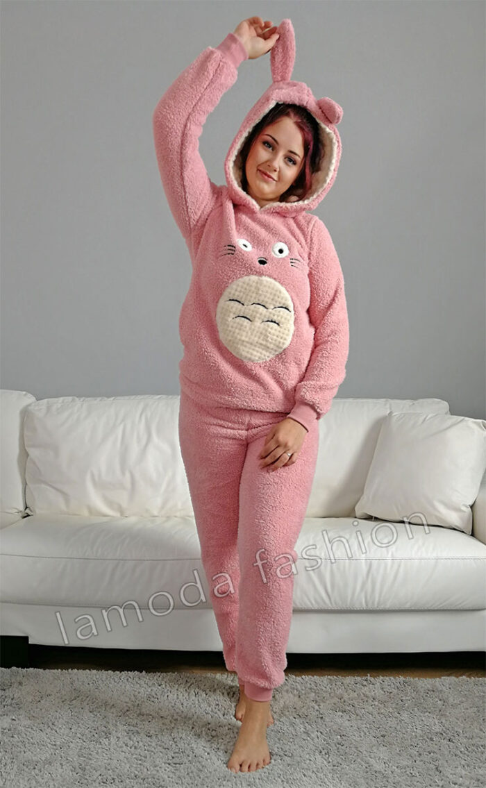 products pizama teddy roza a28775